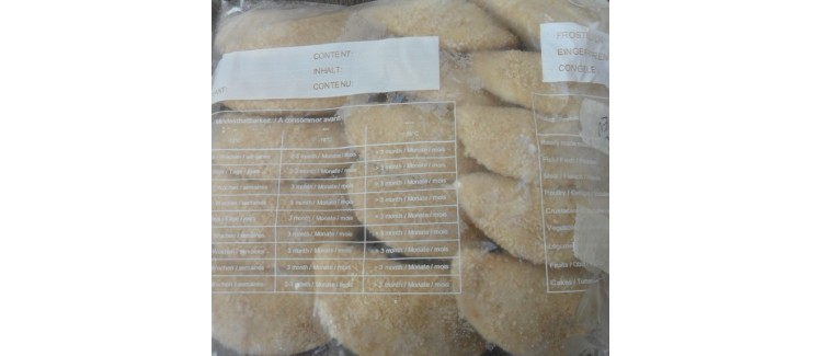 Frozen risoles I